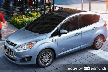 Insurance rates Ford C-Max Energi in Irvine