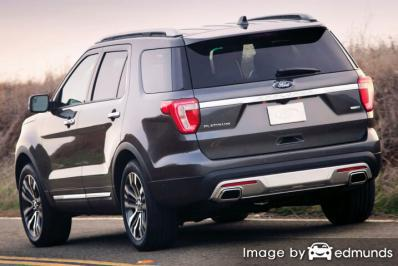 Insurance for Ford Explorer
