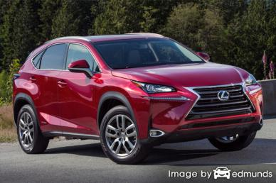 Insurance for Lexus NX 300h