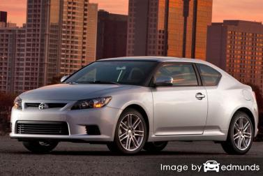Insurance for Scion tC