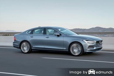 Insurance quote for Volvo S90 in Irvine